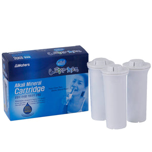 BMP Waterman Blue 600ml + 3 pack of filters - Waters Co Australia