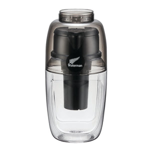 Mini BMP Waterman 600ml Black - Waters Co Australia