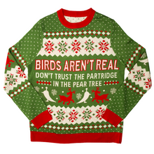 Birds Aren't Real Christmas Sweater