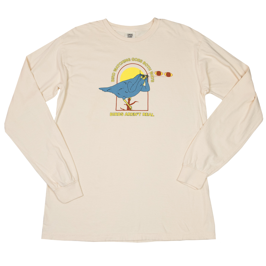 Birdwatching Shirt Long Sleeve (Light)