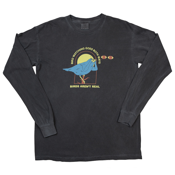 Birdwatching Shirt Long Sleeve