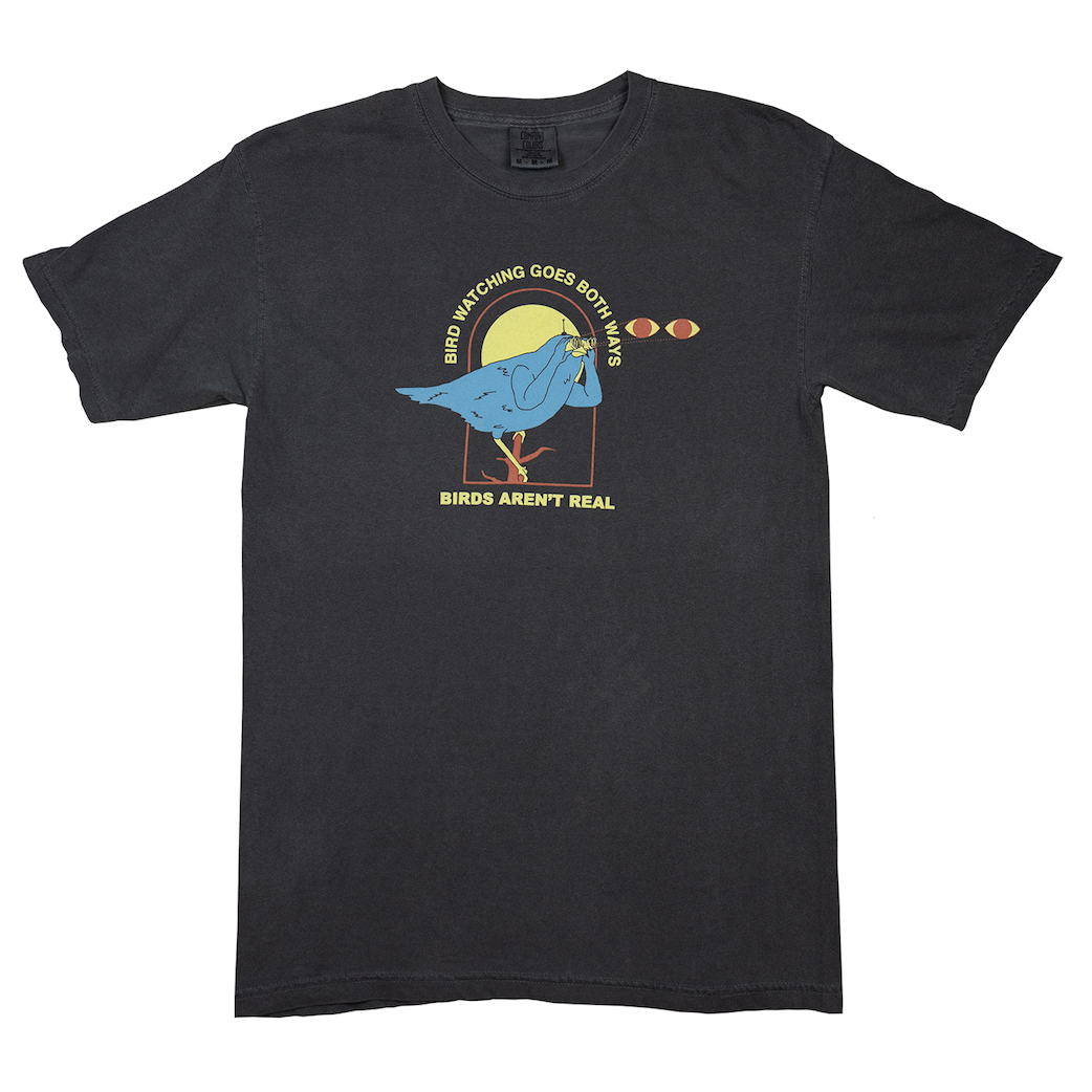 Birdwatching Shirt (Dark)