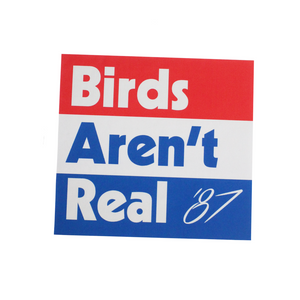 Birds Aren't Real '87 Sticker