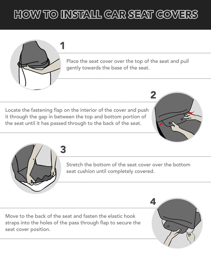 Car Seat Covers Installation Guide