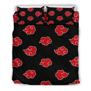 Akatsuki Duvet Cover Bedding Set GearFrost