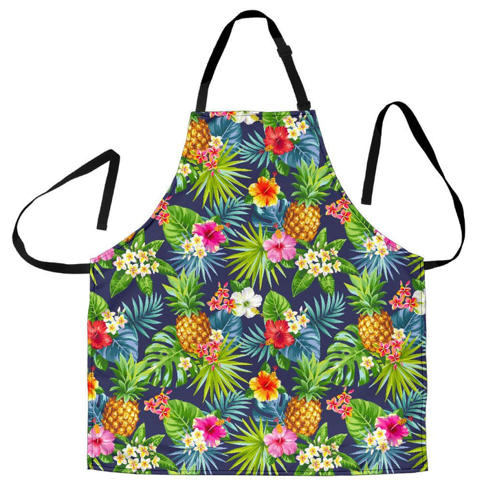 Aloha Hawaii Tropical Pattern Print Women's Apron GearFrost