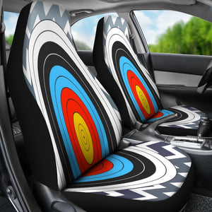 Car Covers Target >> Bullseye Target Universal Fit Car Seat Covers Gearfrost