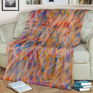 Abstract Art Blanket