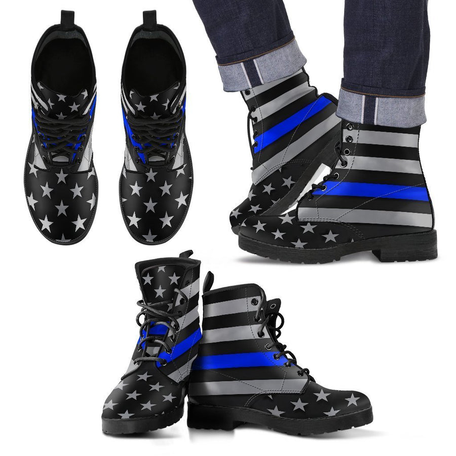 Thin Blue Line Men's Boots GearFrost