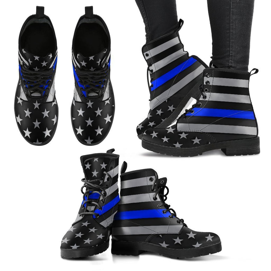 Thin Blue Line Women's Boots GearFrost