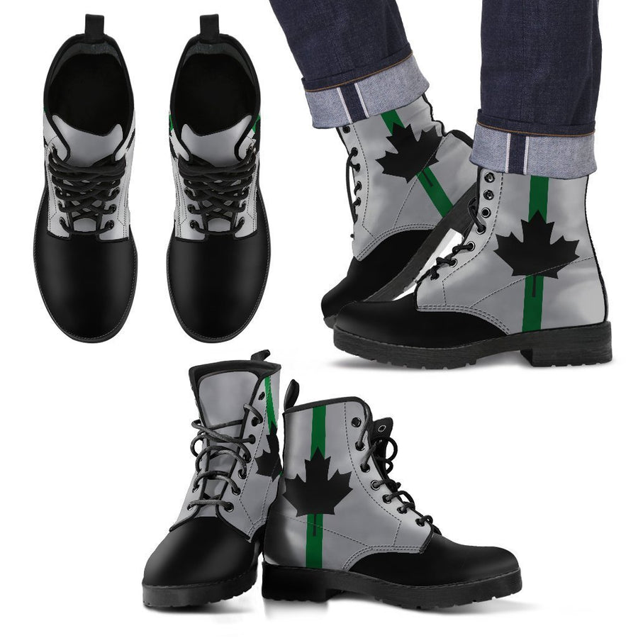 Thin Green Line Canada Men's Boots GearFrost