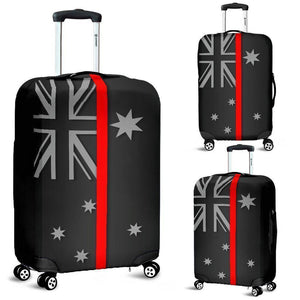 Thin Red Line Australia Luggage Cover GearFrost