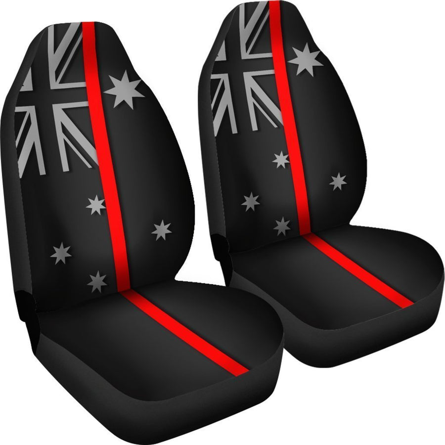 Thin Red Line Australia Universal Fit Car Seat Covers GearFrost