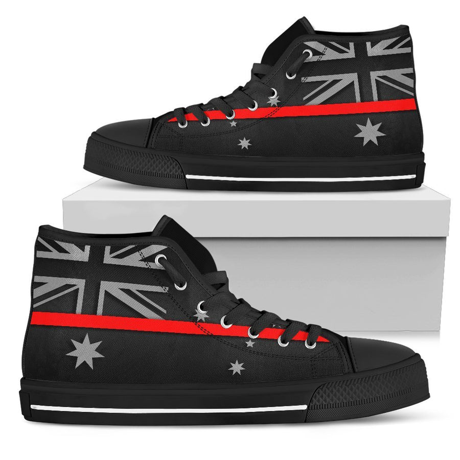 Thin Red Line Australia Women's High Top Shoes GearFrost