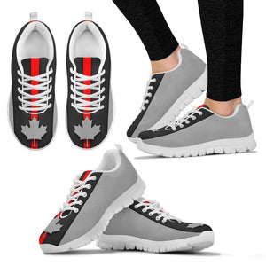 Thin Red Line Canada Women's Sneakers GearFrost