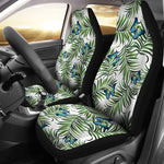 Tropical Butterfly Pattern Print Universal Fit Car Seat Covers GearFrost