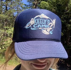 Keely's Camp Trucker Hat