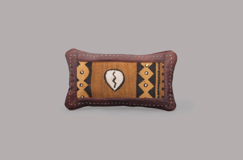 LEATHER RECTANGULAR CUSHIONS (SAFARI)