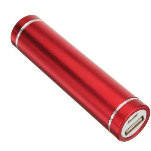 Battery Charger For Mobile Devices - 4 Colours - Red