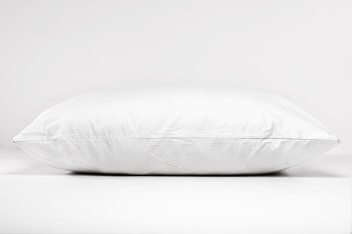 Organic Cotton Pillow - Queen (Made in Canada)