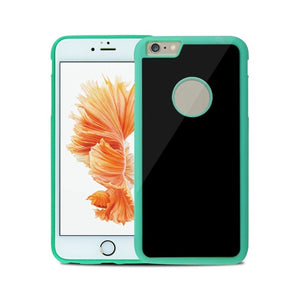 Magical Nano Suction Anti Gravity Iphone Case - Green / For Iphone 6 6S - Phone Cases