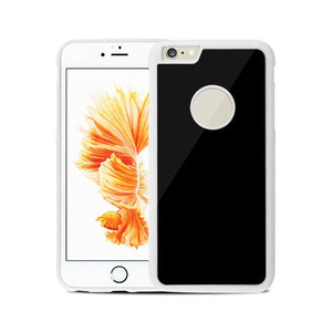 Magical Nano Suction Anti Gravity Iphone Case - White / For Iphone 6 6S - Phone Cases