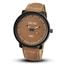 Miler Military Sport Watch - Brown - Watches
