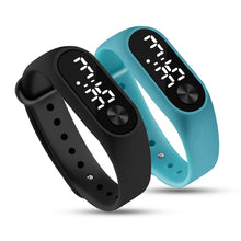 Sport Led Silicone Wrist Watch For Kids - Watches