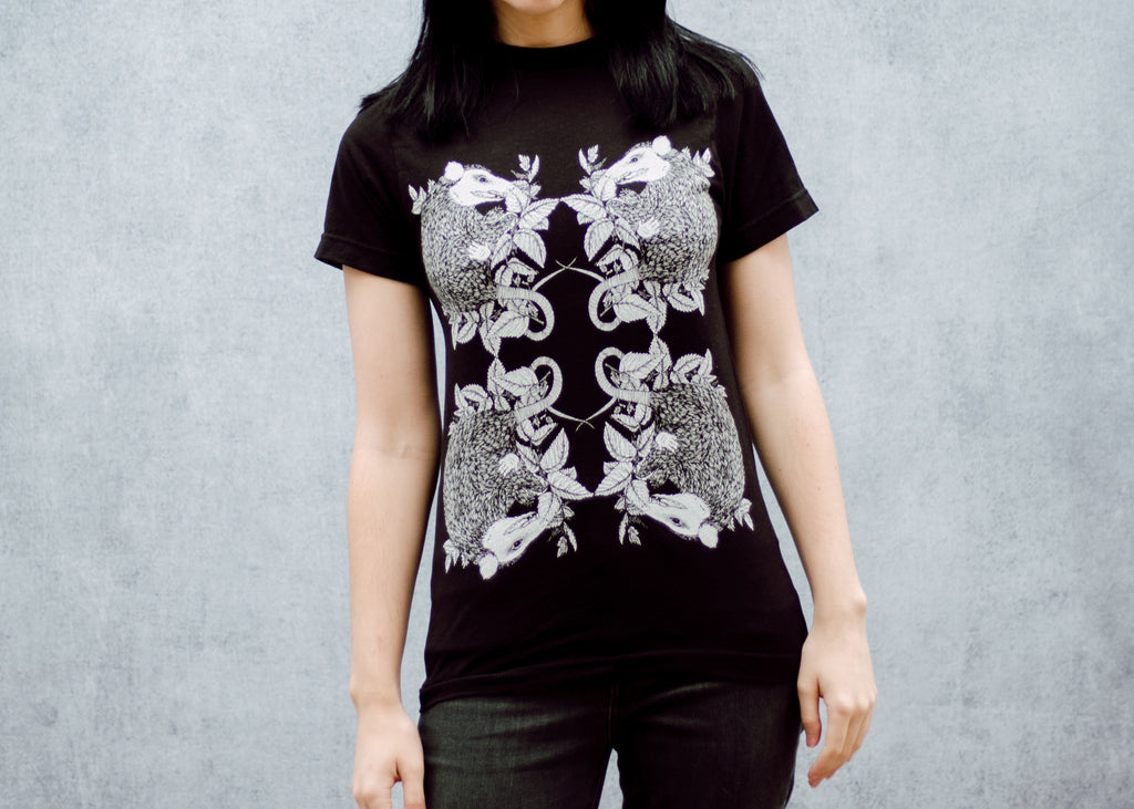 Entangled Possum T-Shirt