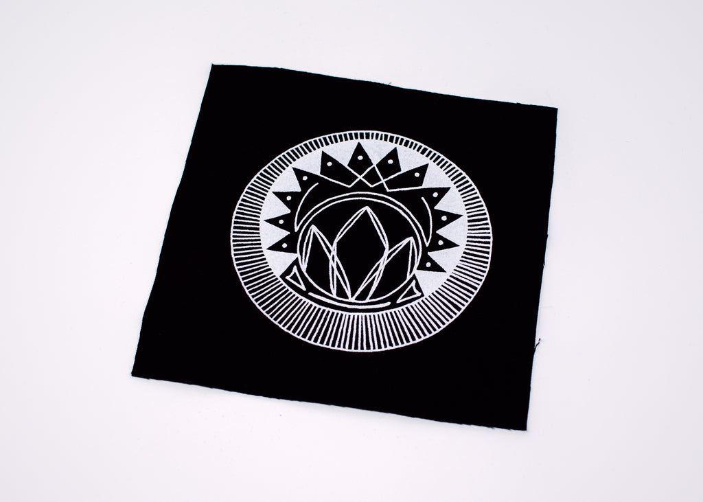 Lotus Crystal Patch