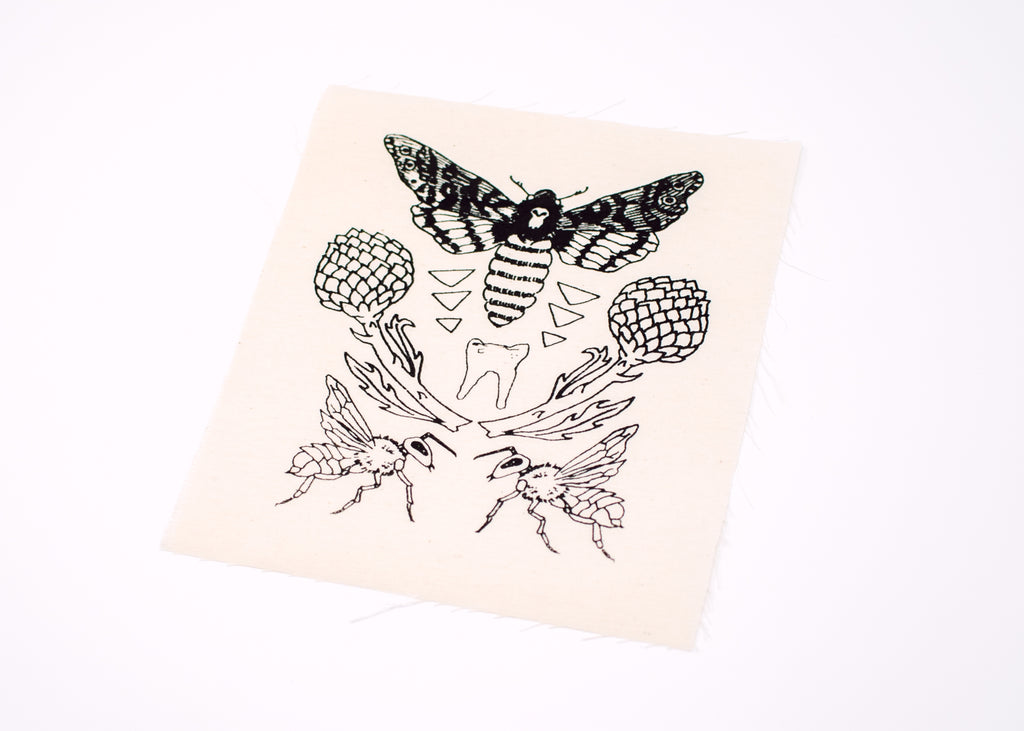 Moth Tooth Patch