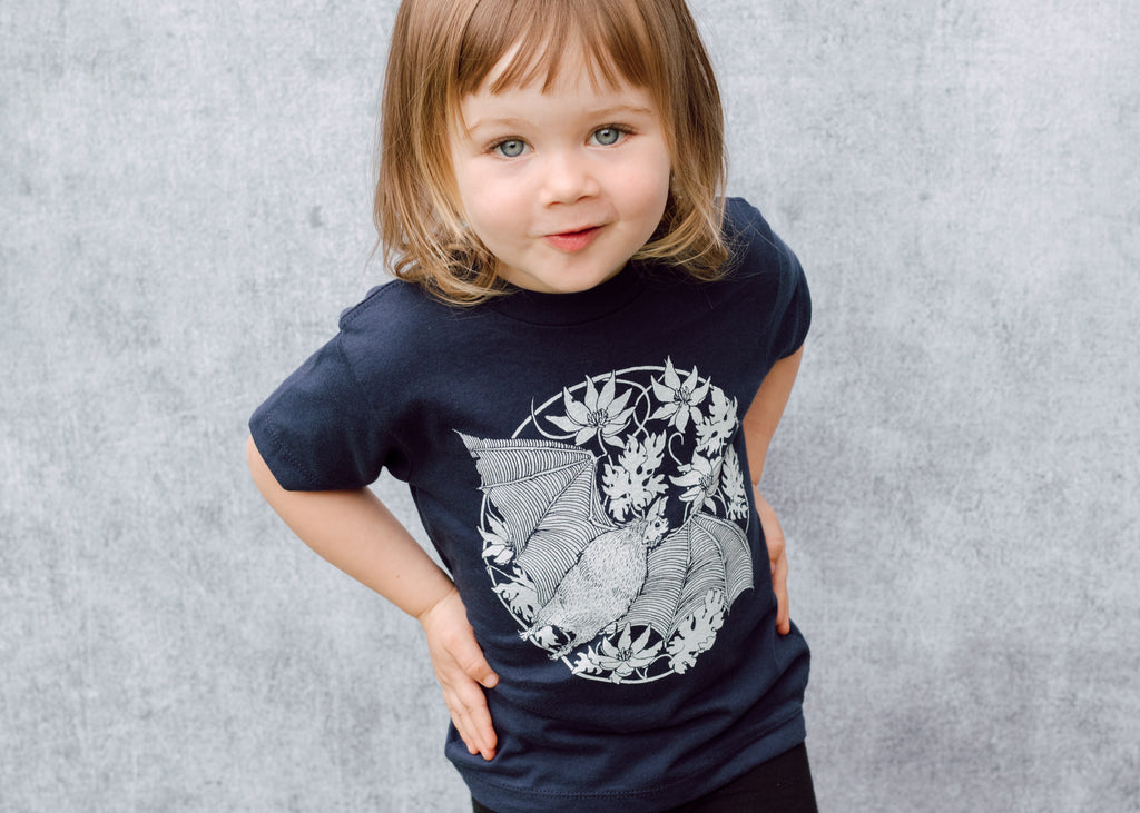 Kids Vampire Bat T-Shirt