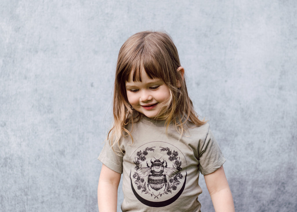 Kids Honey Bee T-Shirt