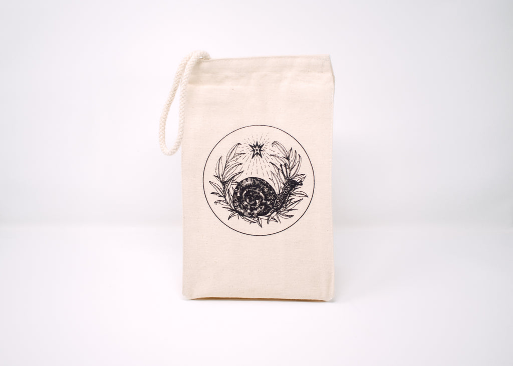 Snail Reusable Lunch Bag