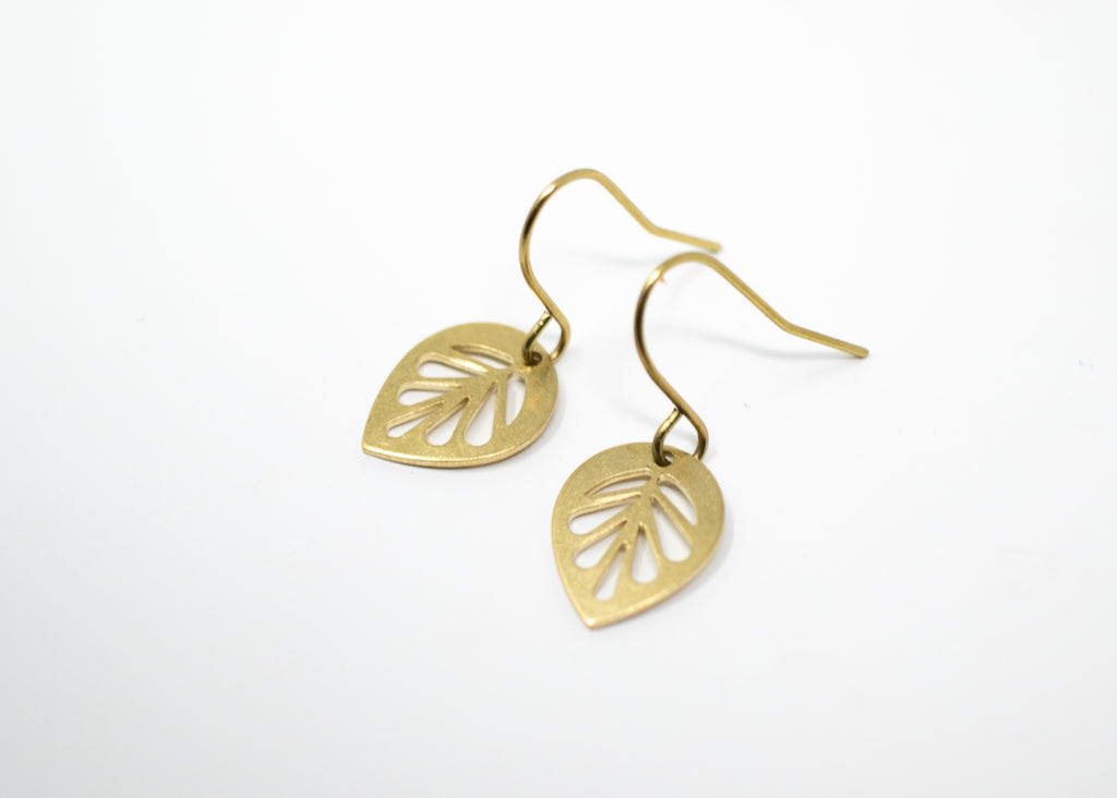 Little Leaf Earrings