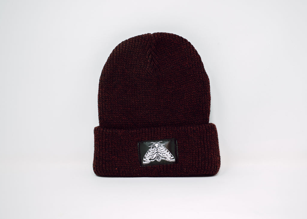 Death's Head Hawk Moth Beanie Hat