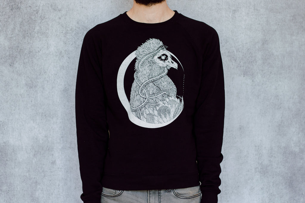 Crescent Vulture Sweatshirt