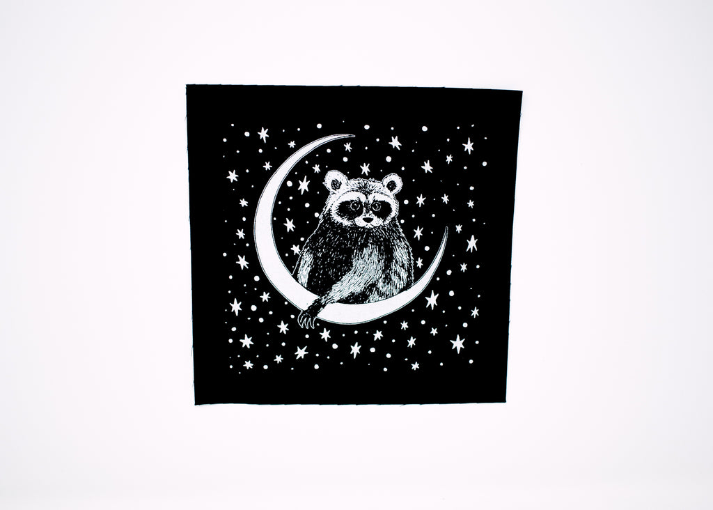 Celestial Raccoon Patch