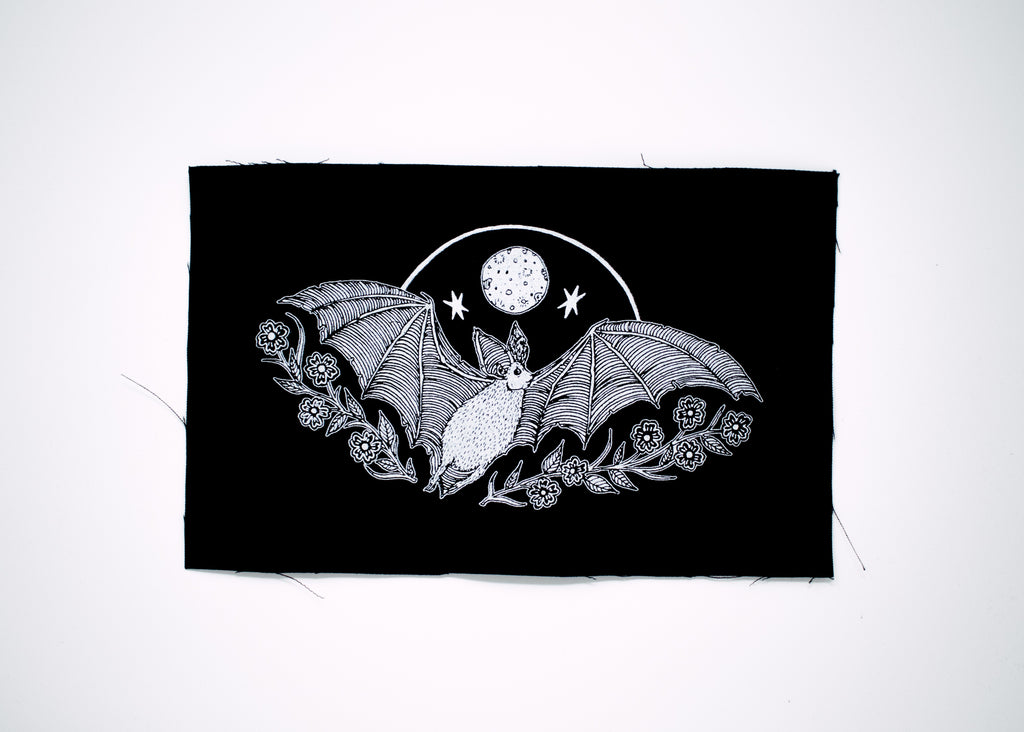 Celestial Bat Patch