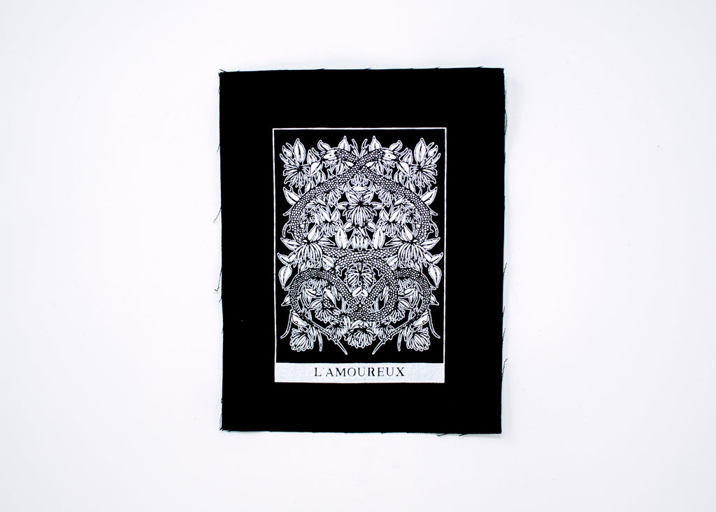 The Lovers Tarot Patch