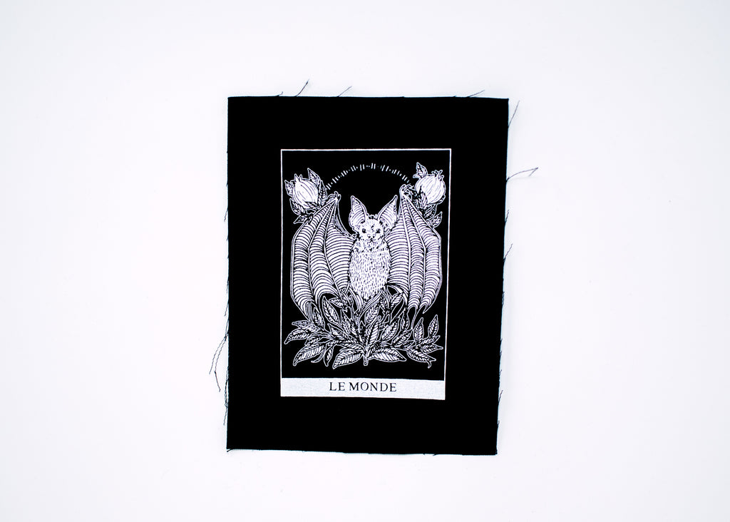 The World Tarot Patch