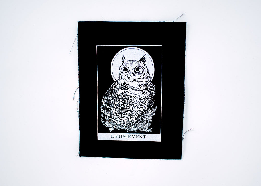 Judgement Tarot Patch
