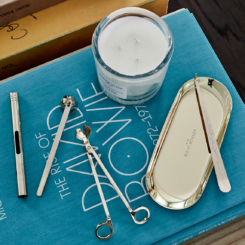 voyage et cie, candles, tatejones, gift guide