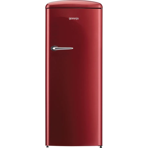 Gorenje ORB153R Freestanding Fridge - Red