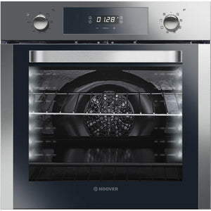 Hoover HOSM698LIN Built-In Electric Single Oven - Stainless Steel