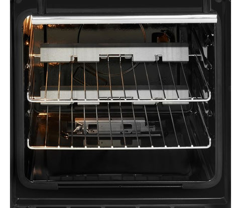 Flavel MLB51NDK 50cm Gas Cooker - Black