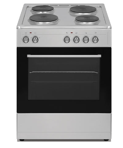 Simfer SCO60EX 60cm Single Cavity Electric Cooker - Stainless Steel