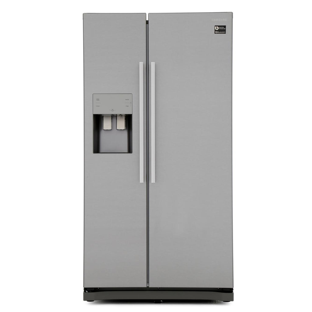 Samsung RS50N3513SA American Fridge Freezer Frost Free - Metal Graphite