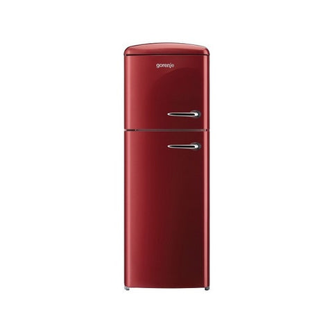 Gorenje RF60309OR-L 80/20  Fridge Freezer  - Burgundy