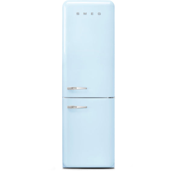 Smeg FAB32RPB3UK 70/30 Fridge Freezer - Pastel Blue